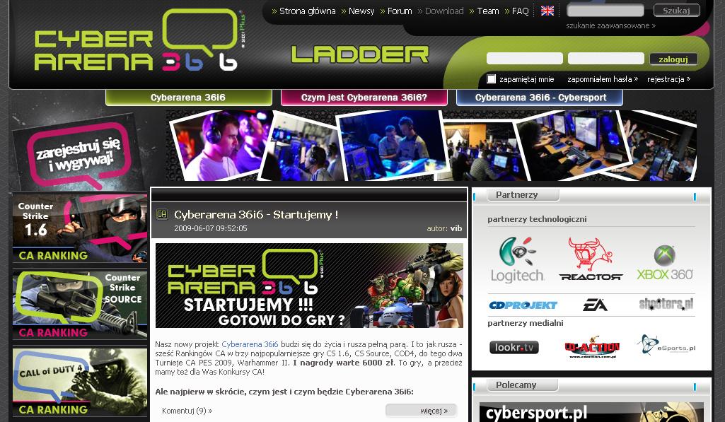 top-cyberarena36i6-ladder