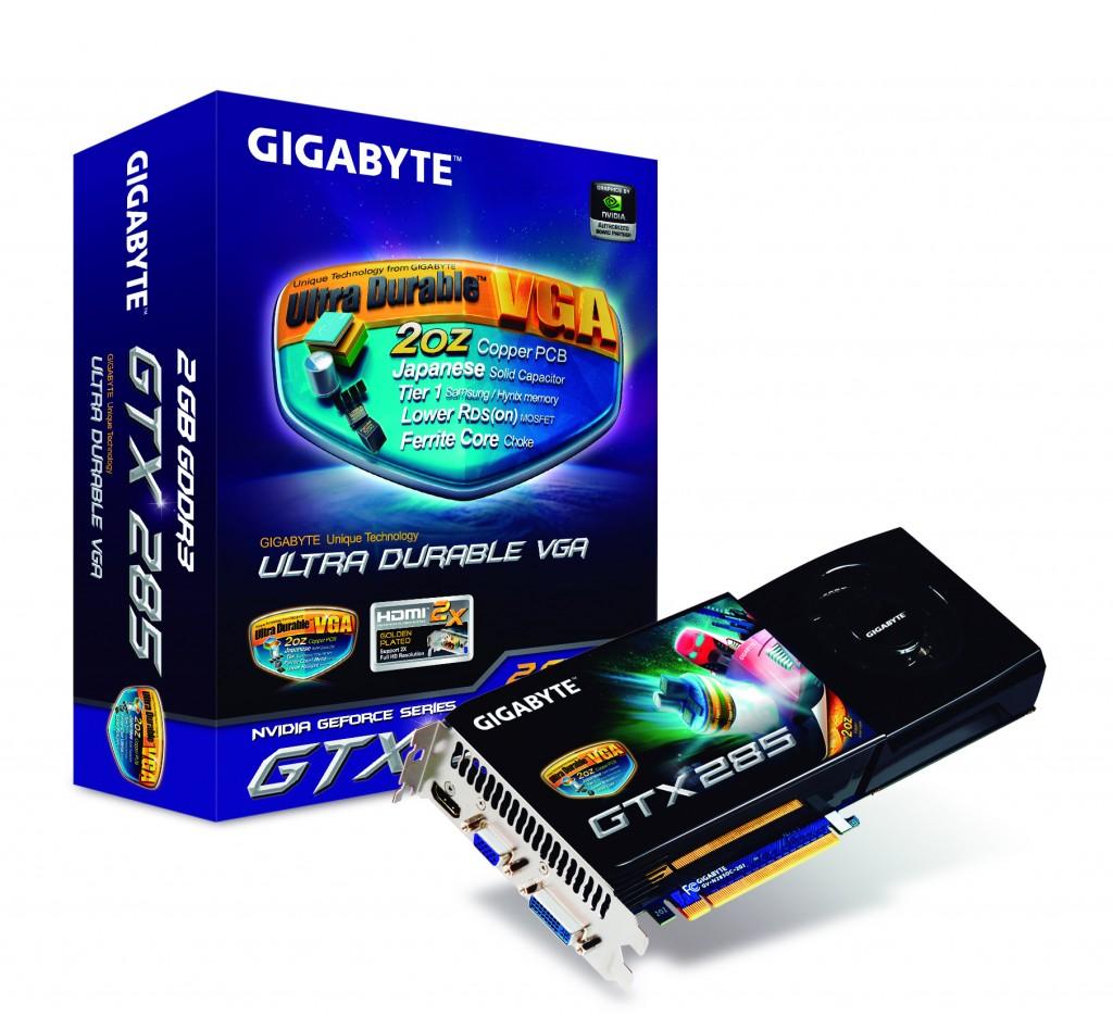 GIGABYTE GV-N285OC-2GI