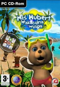 Miś Hubert - okładka gry