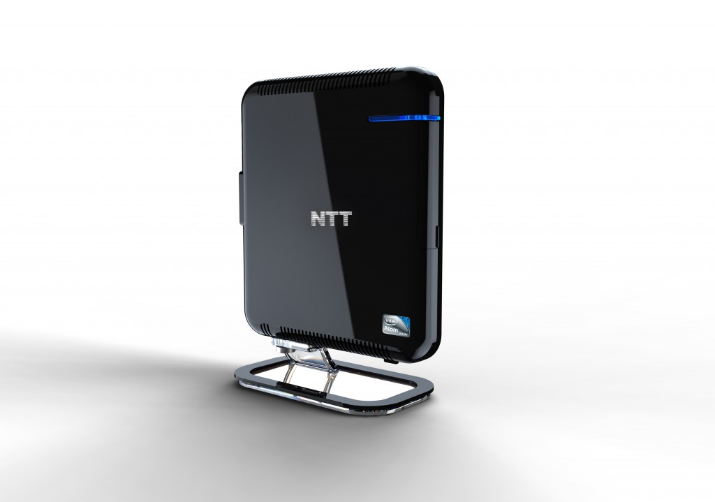 NTT Home W 300P Black