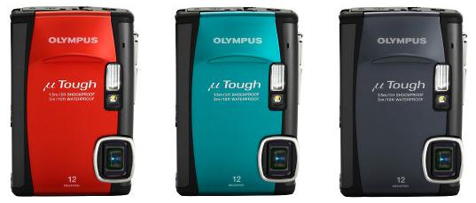 Olympus µ TOUGH-6010