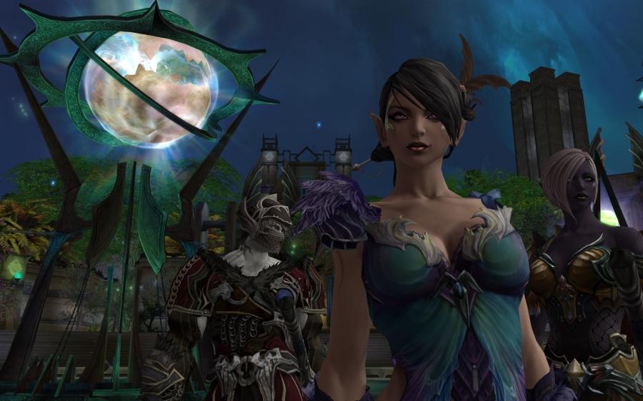 Screenshot z gry Aion
