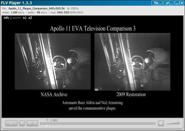 Lowry Digital i NVIDIA dla Apollo 11 2