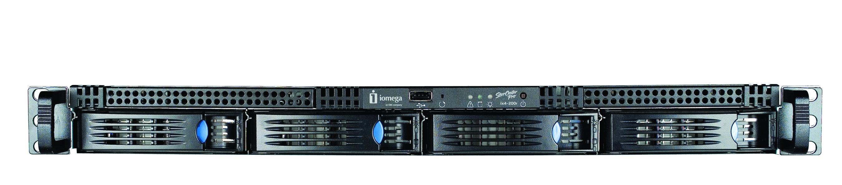 Iomega ix4 200r