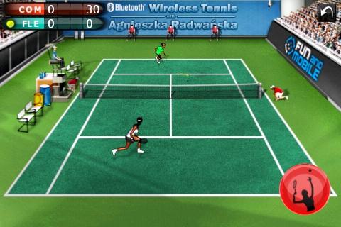 Bluetooth Wireless Tennis