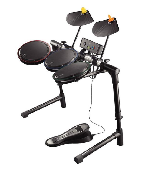 Logitech Wireless Drum Controller for Xbox 360