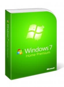 Windows 7 HomePremium