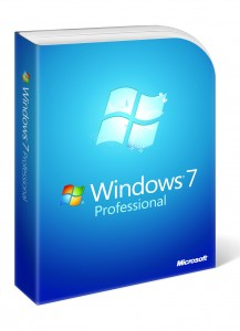 Windows 7 Professional print