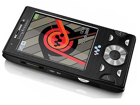 Sony Ericcson W995  Walkman
