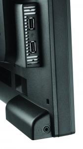 NEC MultiSync EA222WMe - hub USB