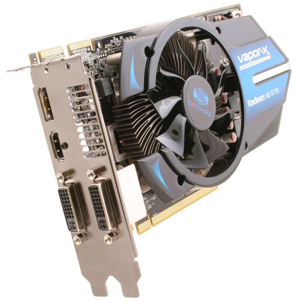 HD5770 Vapor-X 1GB GDDR5