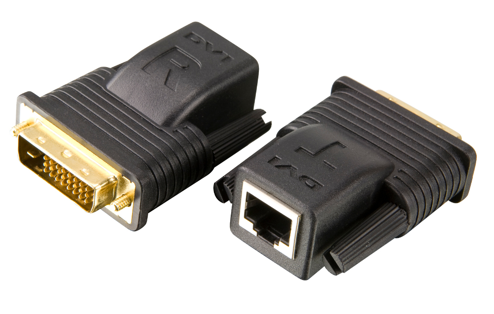 ATEN VE066 Mini Cat 5 DVI