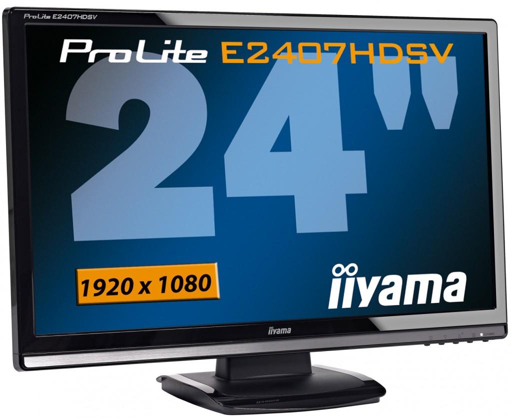 iiyama ProLite E2407 HDSV