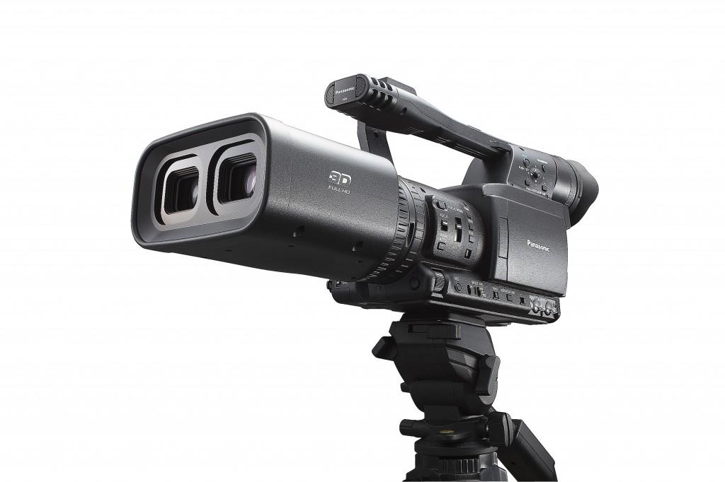 Kamera Full HD 3D