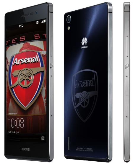 HUAWEI Ascend P7_Arsenal Edition