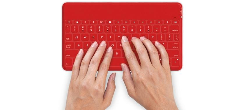 Logitech Keys-To-Go - smukła klawiatura Bluetooth