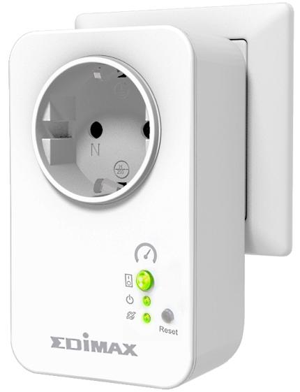 SmartPlug SP-2101W - kontrola nad gniazdkami w salonie, kuchni i łazience
