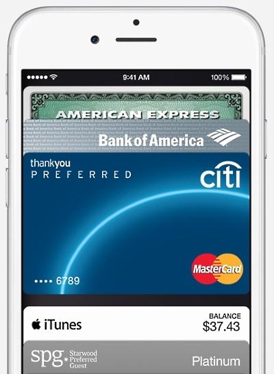 Od dzisiaj posiadacze kart MasterCard mogą płacić z Apple Pay