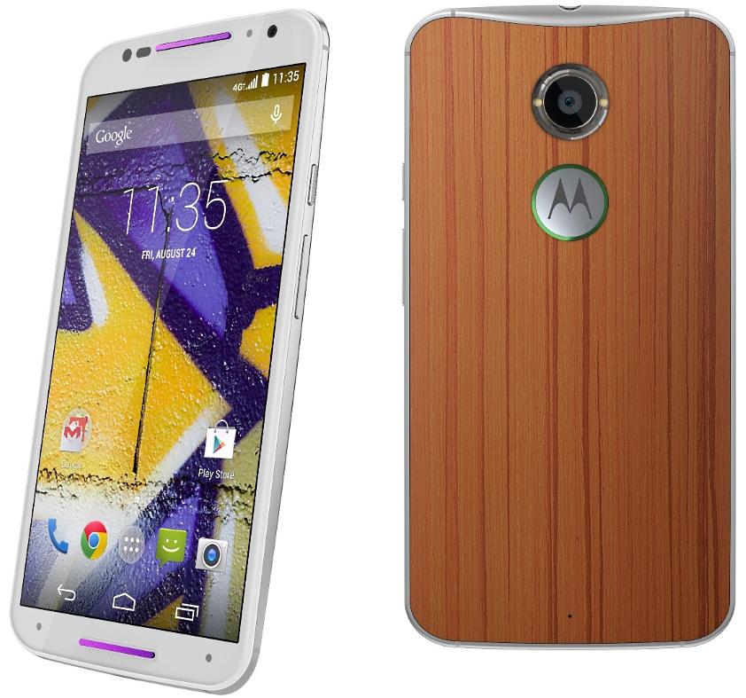 Ulepszona Motorola Moto X od listopada w Polsce