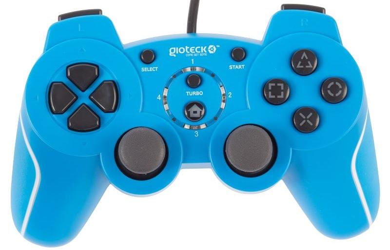 Gamepad Gioteck VX-2 - zwiększy doznania