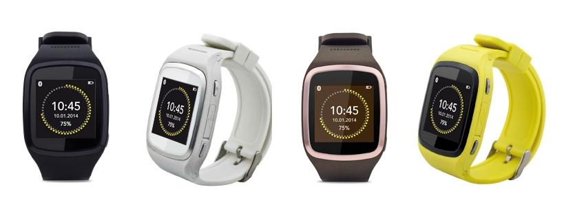 ZeSplash - wodoodporny smartwatch dla aktywnych