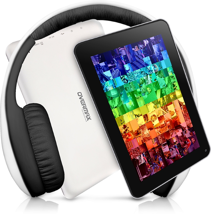 Tablet Overmax Livecore 7020 – multimedialny, kieszonkowy, tani
