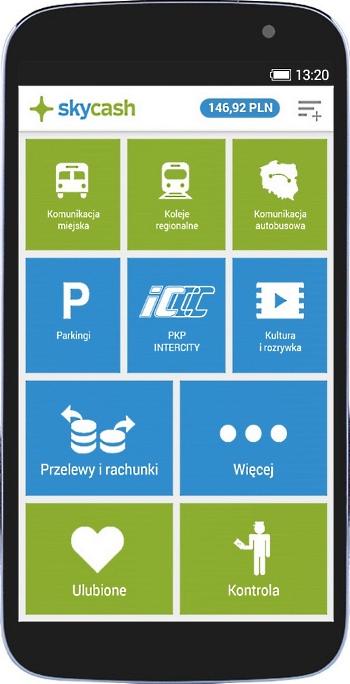 Można już kupować bilety PKP Intercity przez komórkę