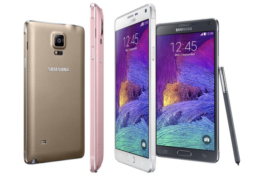 smartfon działający w standardzie LTE Advanced (LTE‑A) z trzypasmową agregacją częstotliwości (CA).