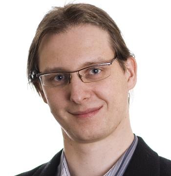 Marcin Górski Chief Technology Officer Netsprint