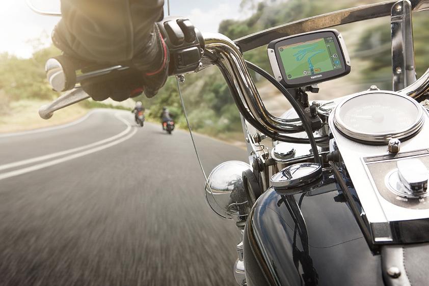 Nadchodzi nowy TomTom Rider – nawigacja dla motocyklistów