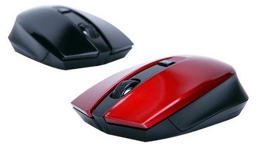 Mysz ZALMAN ZM-M520W – zniesie 5 milionów kliknięć