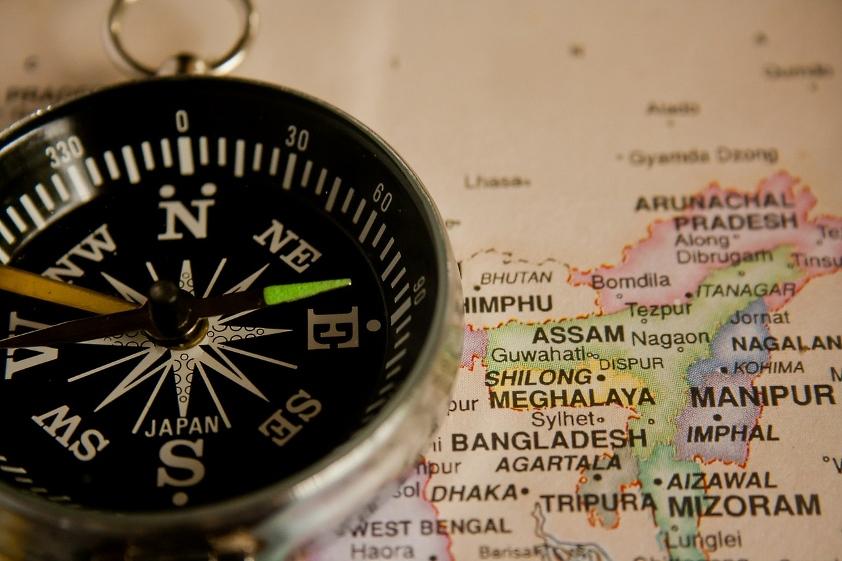 Krótka historia rozwoju nawigacji - od kompasu do aplikacji