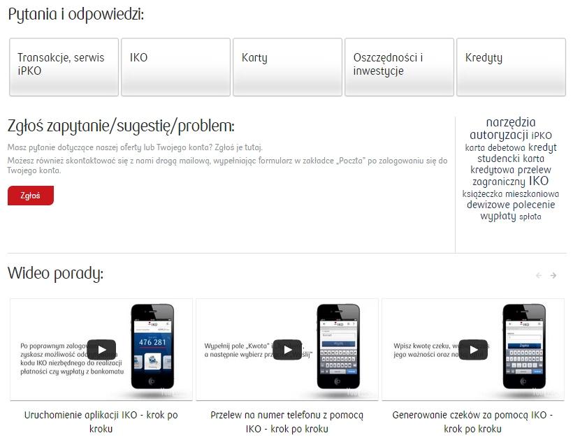 PKO Bank Polski obsługuje klientów na Facebooku