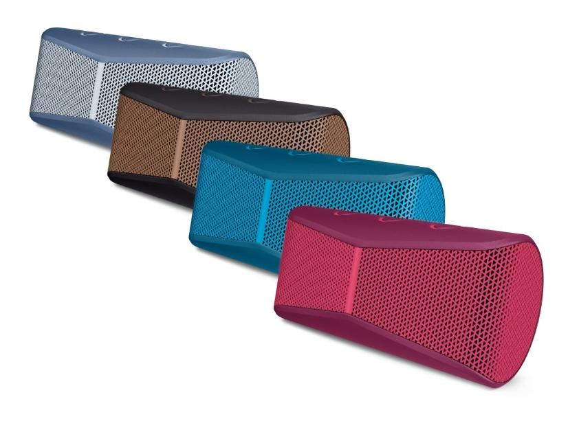 bezprzewodowy głośnik Logitech X300 Mobile Wireless Stereo Speaker