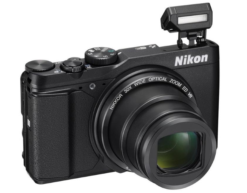 Nikon prezentuje nowy aparat - COOLPIX S9900