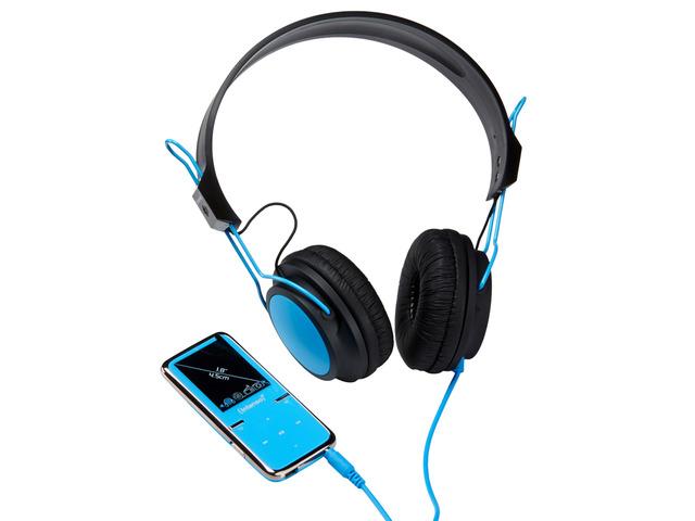 Kolorowy zestaw audio dla miłośników muzyki