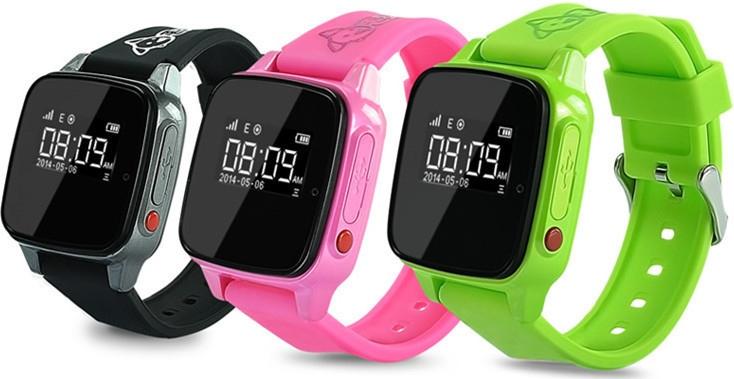 Inteligentny zegarek SOS dla dzieci od Haiera2