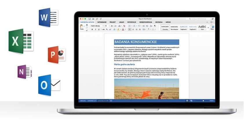 Office 2016 for Mac Preview już dostępny