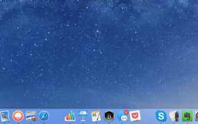 Dock Mac OS X