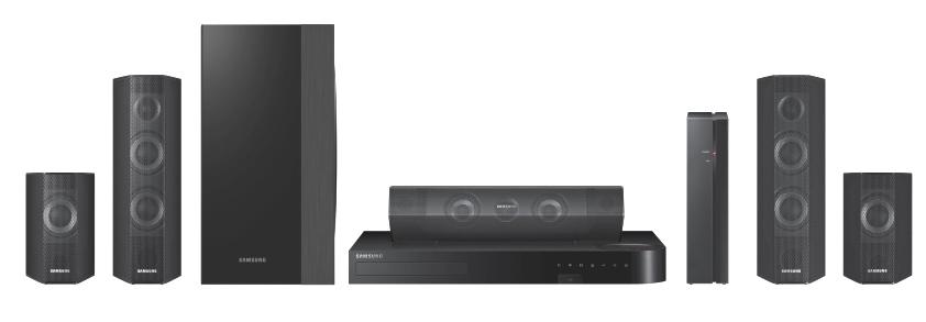Zestawy kina domowego od Samsunga dla melomana Modele HT-J7750W oraz HT-J7500W