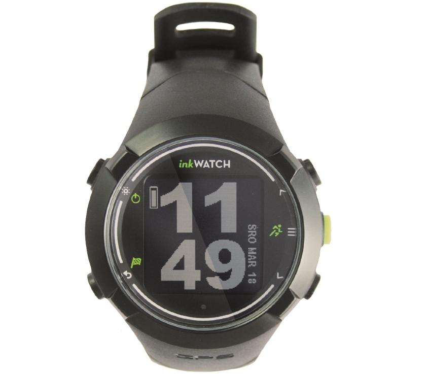 inkWATCH TRIA – zegarek sportowy