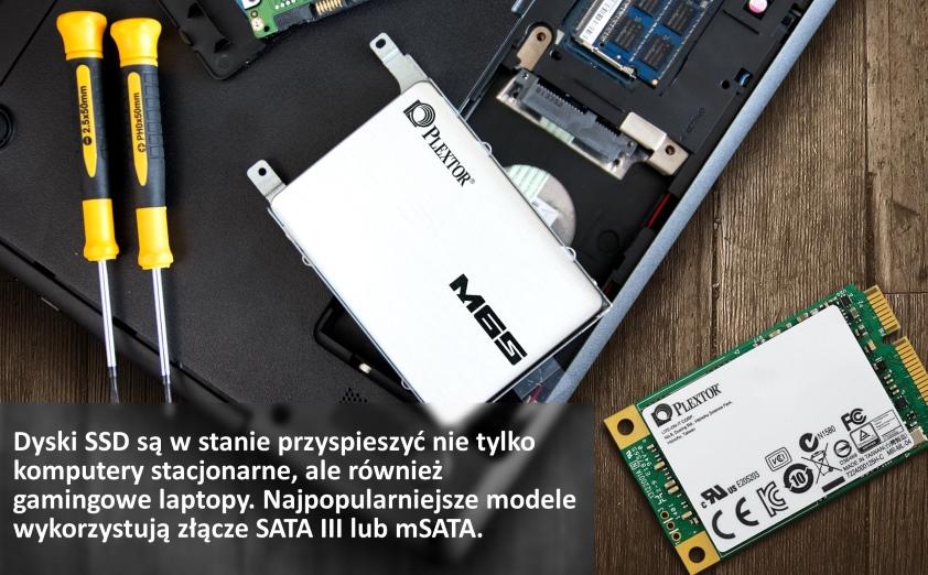 003_Dysk_SSD_w grach_Plextor_Laptop