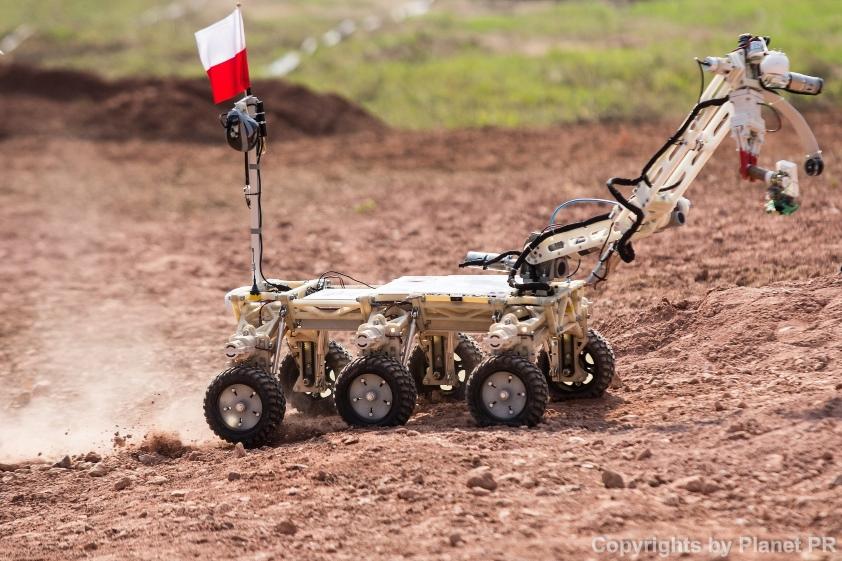 Międzynarodowy konkurs robotów marsjańskich