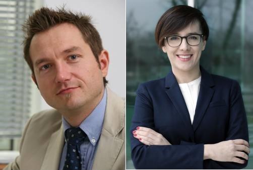 honor-Monika Grabowska i Rafał Napłoszek