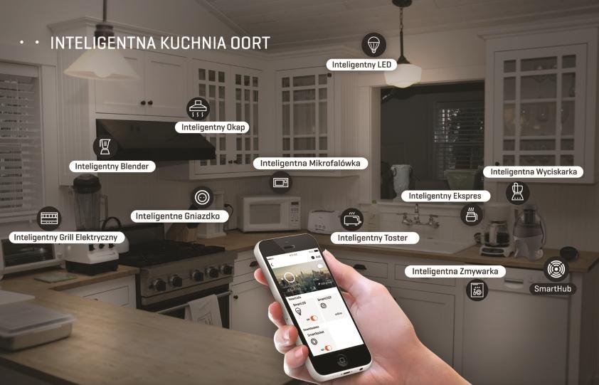 Polski start-up OORT jednym z trzech najlepszych rozwiązań Smart Home na świecie