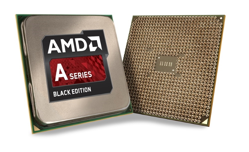 Nowe procesory AMD Serii A dla komputerów stacjonarnych