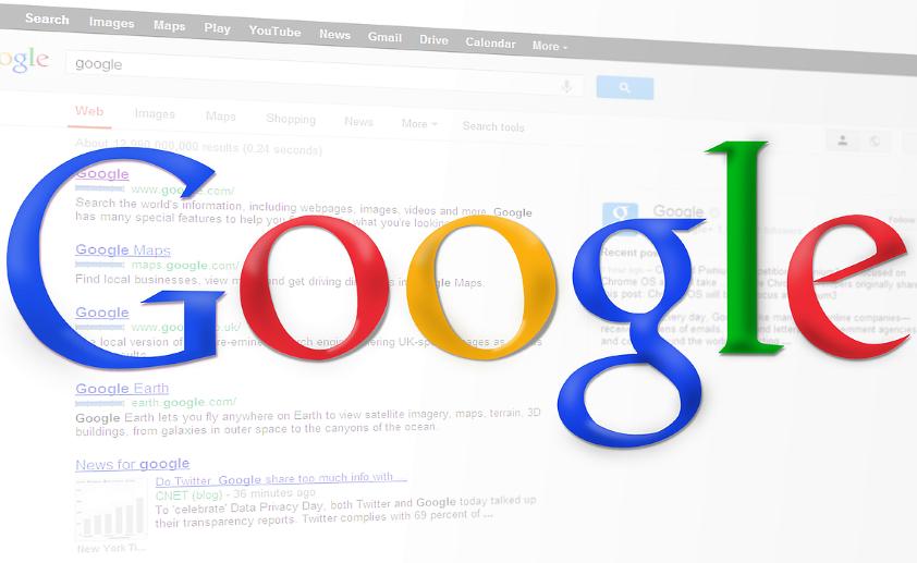Google usunął 9077 polskich wyników wyszukiwania