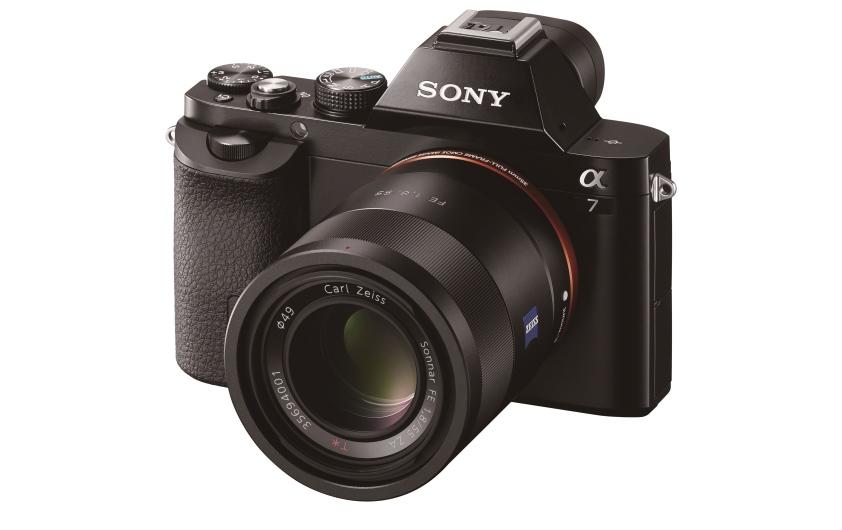 Przetestuj aparat Sony A7