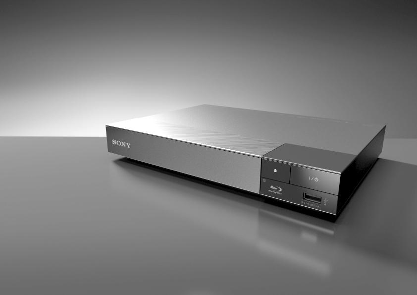 odtwarzacz Blu-ray od Sony dla formatu 4K i super Wi-Fi