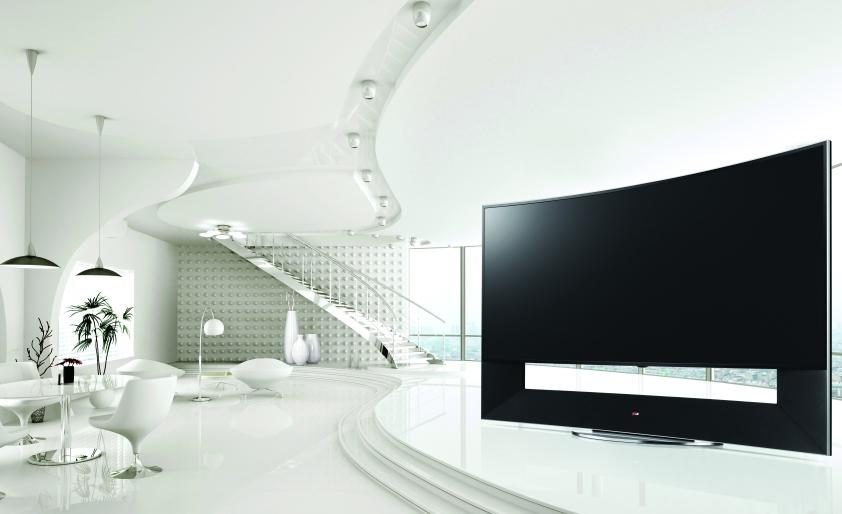 Najdroższy i największy telewizor już w Polsce LG
